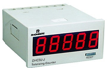 DIGITAL COUNTER 0.56 INCH LED (5 DIGIT) 30/1000CPS 36x72x77