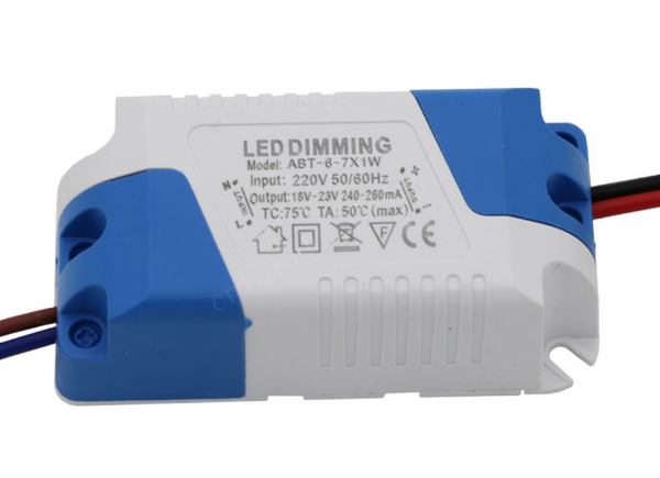 DIMMABLE DRIVER FOR DFL-D0606-72W RANGE