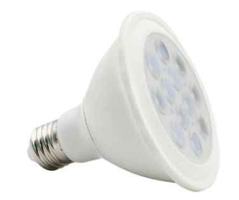 230VAC 12W PAR20, WARM WHITE, E27 DIMMABLE LED, 120° BEAM AN