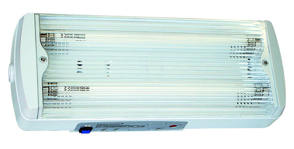 2x8W 230V EMERGENCY LIGHT