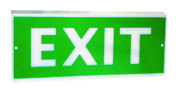 "LABEL""EXIT ON RIGHT"" FOR DL-623"