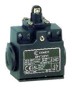 LIMIT SWT ROLLER PLUNGER C/O 3A 50MM IP65