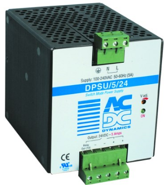 20 AMP POWER SUPPLY 110/230VAC:12VDC