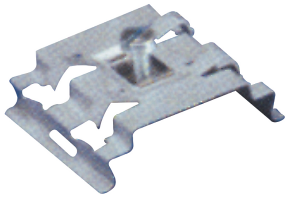 CLIP FOR DIN 35  RAIL - PACK /10