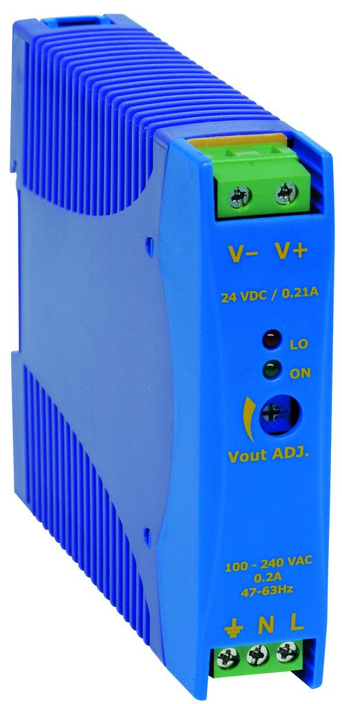 90-264VAC/24VDC 750mA POWER SUPPLY