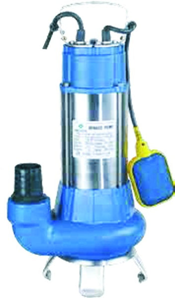 230V 1.5HP/1.1kW SEWERAGE PUMP + FLOAT