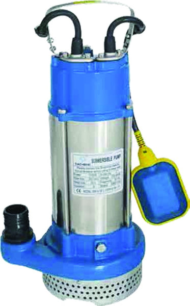 230V 1100W TWO STAGE SUBMERSIBLE PUMP