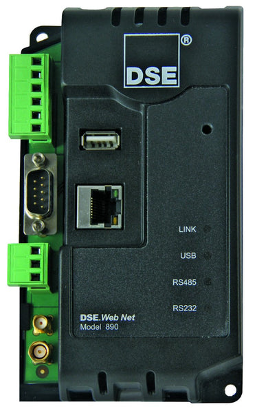 REMOTE MONITORING AND CONTROL GATEWAY FOR DSE