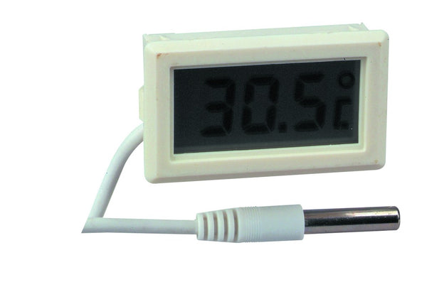 TEMPERATURE INDICATOR BATTERY OPERATED -40 to 70DEG C