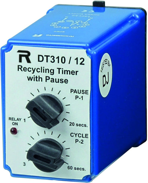 12VDC FWD/REV CYCLING TIMER MULTI RANGE