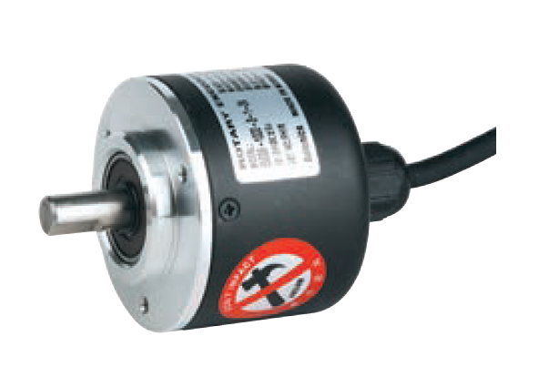 50mm SHAFT ENCODER 12-24VDC NPN N/O ONTPUT