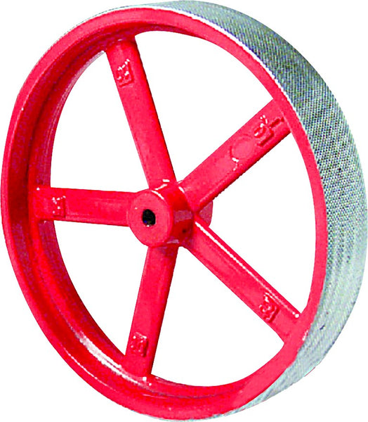 SPARE ALUM. WHEEL ONLY 500MM FOR COUNTERS