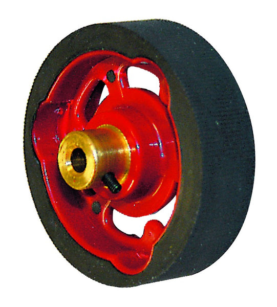 SPARE PLASTIC WHEEL ONLY 200MM FOR COUNTERS