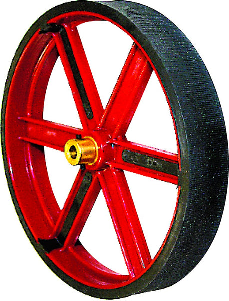 SPARE PLASTIC WHEEL ONLY 500MM FOR COUNTERS