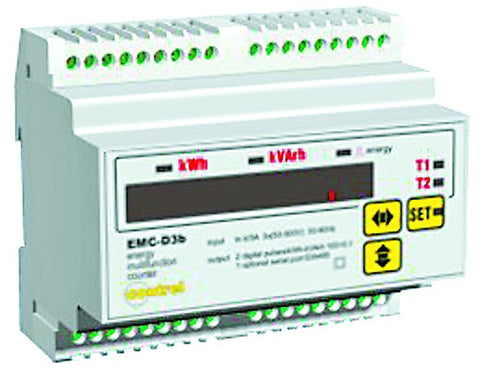 3 PHASE ENERGY METER DIN RS485