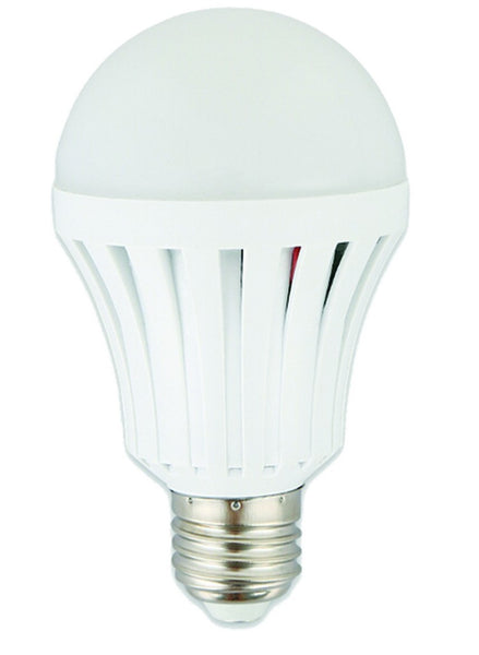 230VAC 3W E27 COOL WHITE LED A60 EMERGENCY LAMP