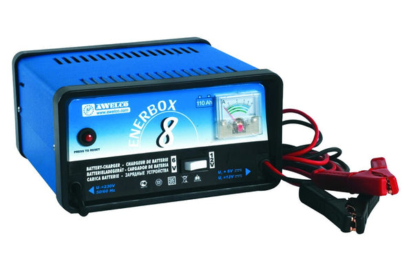 6/12VDC 7.5A ECONO BATTERY CHARGER