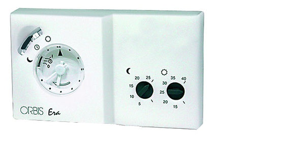 CRONOTHERMOSTAT HEATING/COOLING 5A 10-40 DEG C