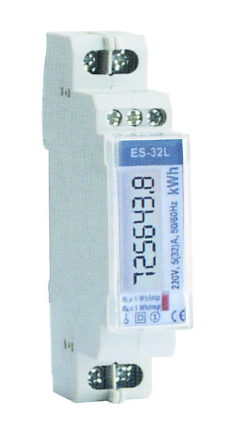 WATT HOUR METER(kwh) 5(32)A 230VAC SUPPLY