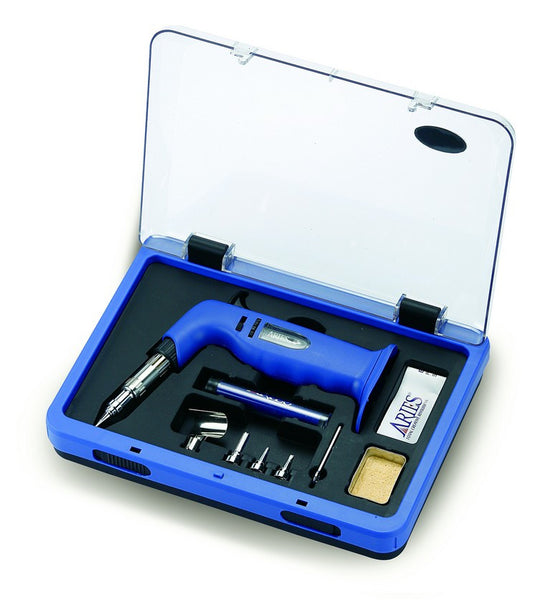 KIT PORTABLE GAS OPERATED SOLDERING IRON