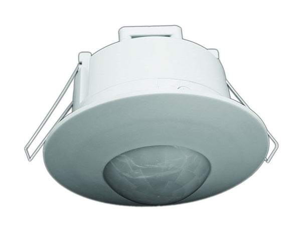 360 DEG PIR MOTION SENSOR DIA 100mm CEILING MOUNT 1200W