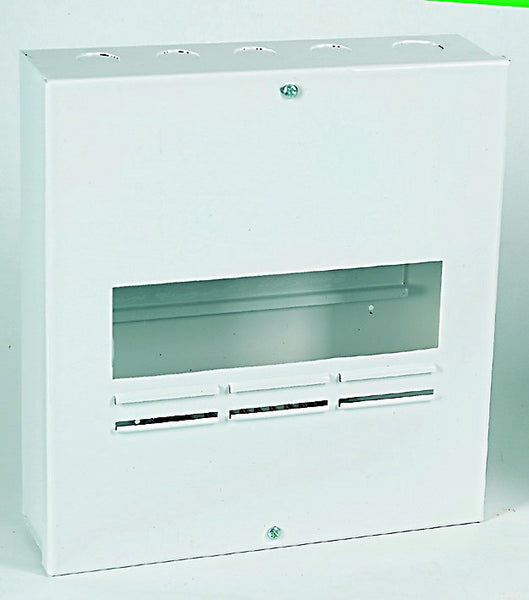 WHITE STEEL DIN DB SURFACE 2x12(24)-WAY