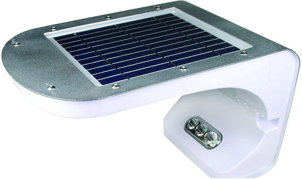 3W LED LIGHT,C/W PIR+SOLAR PANEL