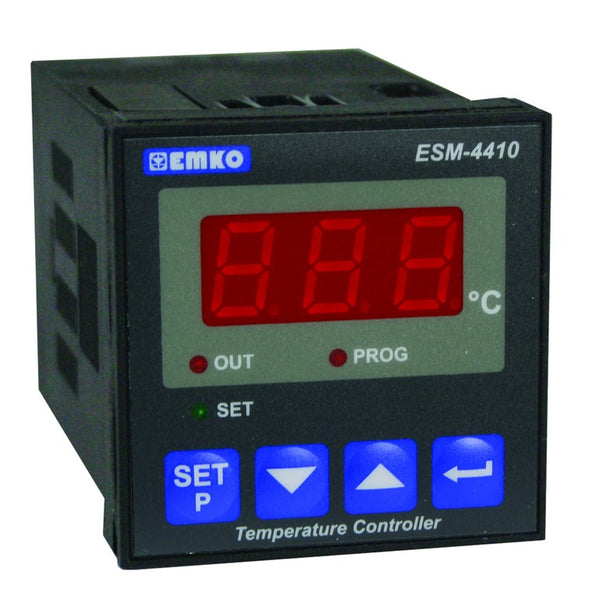 230VAC TEMP CONTROL/ J TYPE/NO RELAY O/P