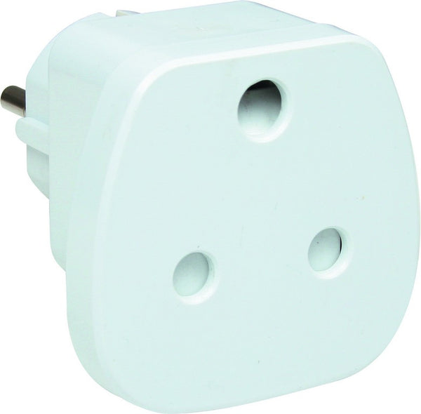 EURO TO S.A. TRAVEL ADAPTOR
