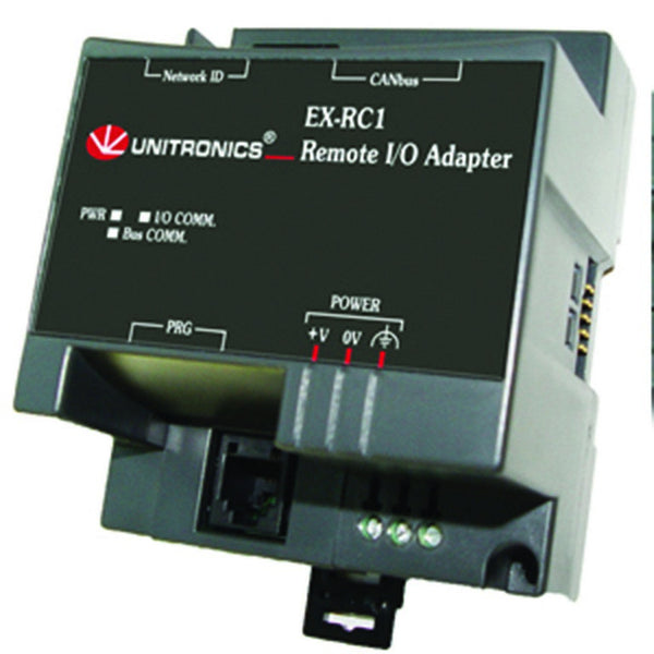 EXPANSION MODULE WITH I/O ADAPTER 16 DIG, 3 ANALOG IN / 8 RE