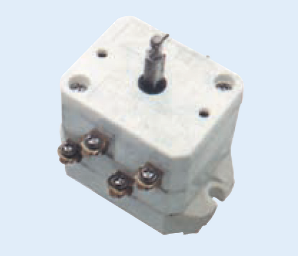 ISOLATING SWITCH 10A 2 POLE FOR 8050 RANGE