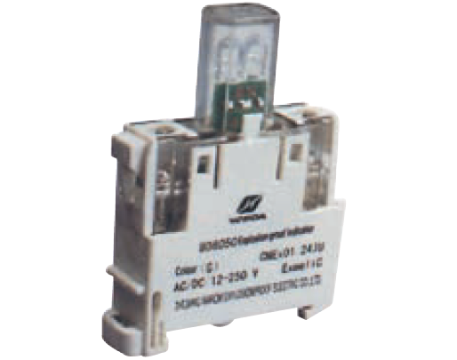 GREEN LED LAMP BLOCK FOR 8050 RANGE