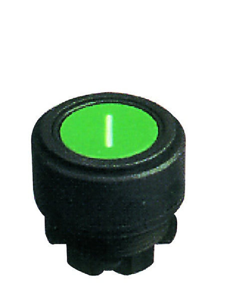 RED FLUSH PUSHBUTTON FOR 8050 RANGE