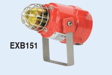 110VAC RED E2S EX 15 JOULE XEN BEACON