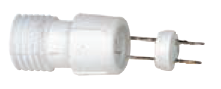 3-WIRE POWER CORD CONNECTOR