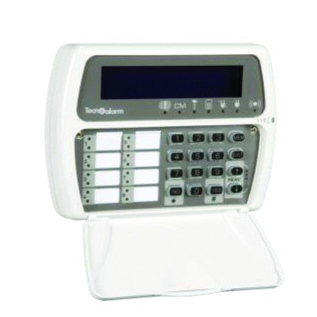 LCD KEYPAD WITH GRAPHICS DISPLAY