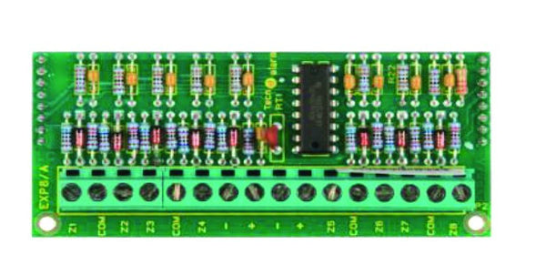 EXPANSION MODULE WITH 8 INPUTS