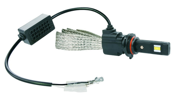 12-24VDC HB3 SINGLE BEAM LED HEAD LAMP 20W 6500K (PAIR)