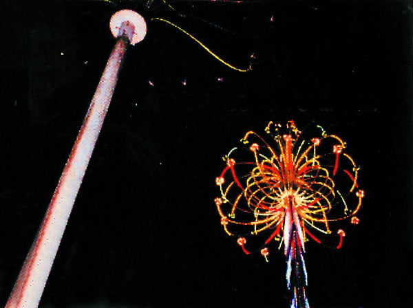 STAR WAR FIREWORK 2.5M HEIGHT 3M DIA. BRANCHES 48