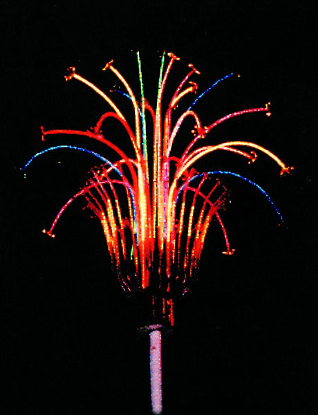 DREAM 2.3M HEIGHT 2.6M DIA. ELECTRONIC FIREWORK