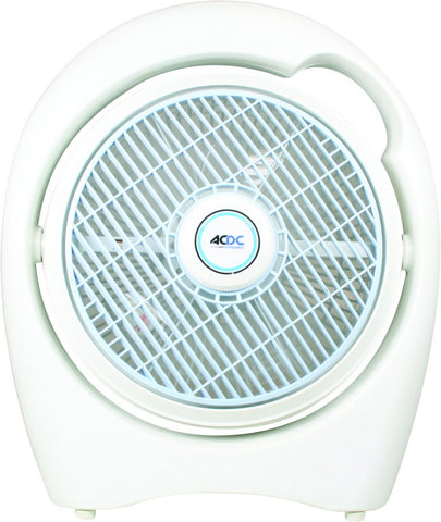 "10"" 3-SPEED FLOOR STANDING FAN"
