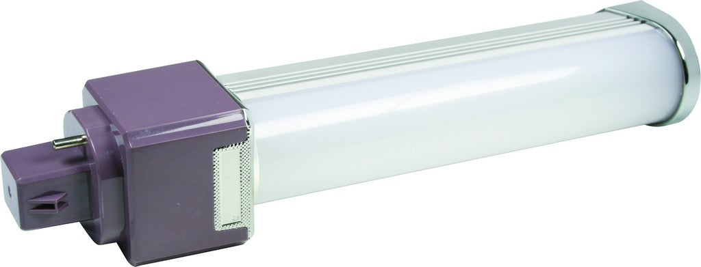 240VAC, 8W EMERGENCY PL LED LAMP, DAYLIGHT, 3Hr BACKUP, G24-