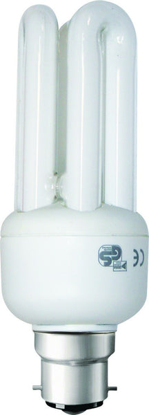 CF LAMP 3U WARM WHITE 48VDC 15W B22