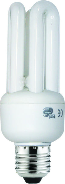 CF LAMP 3U WARM WHITE 230V 20W E27
