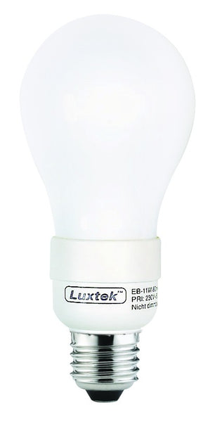CF LAMP WARM WHITE 230V 9W E27
