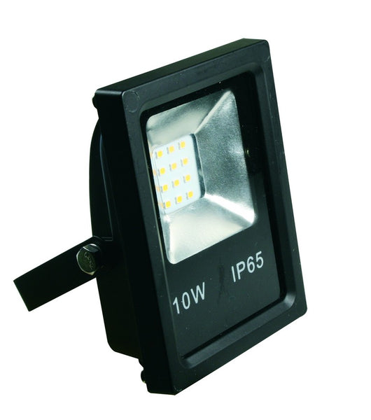 85-265VAC, 10W LED, COOL WHITE, MINI LED FLOOD IP65 (120x85x
