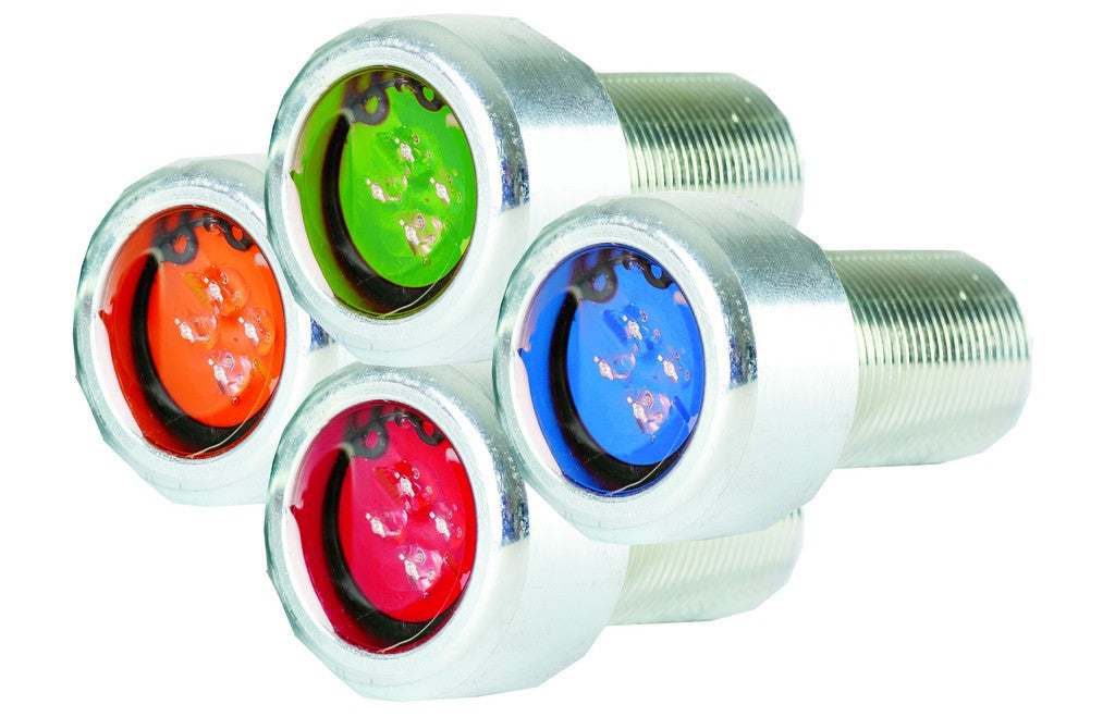 110VAC RED LED INDICATION LIGHT M25