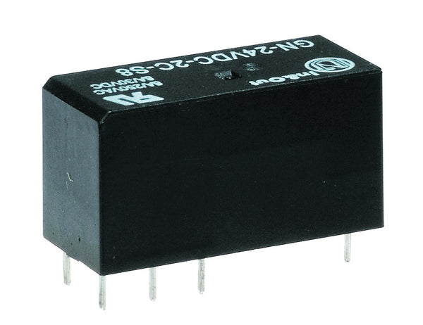 1 C/O 12A SEALED LOW PROFILE 3.5mm  PCB RELAY