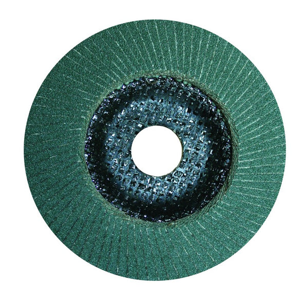 FLAP DISC, Ø115MM, HOLE 22MM,GRIT AZ80