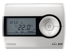 EASY TIMED THERMOSTAT WHITE 7DAY DIGITAL (MASTER)